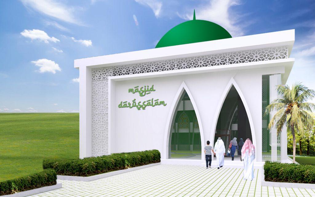 [:id]Masjid Darussalam[:]