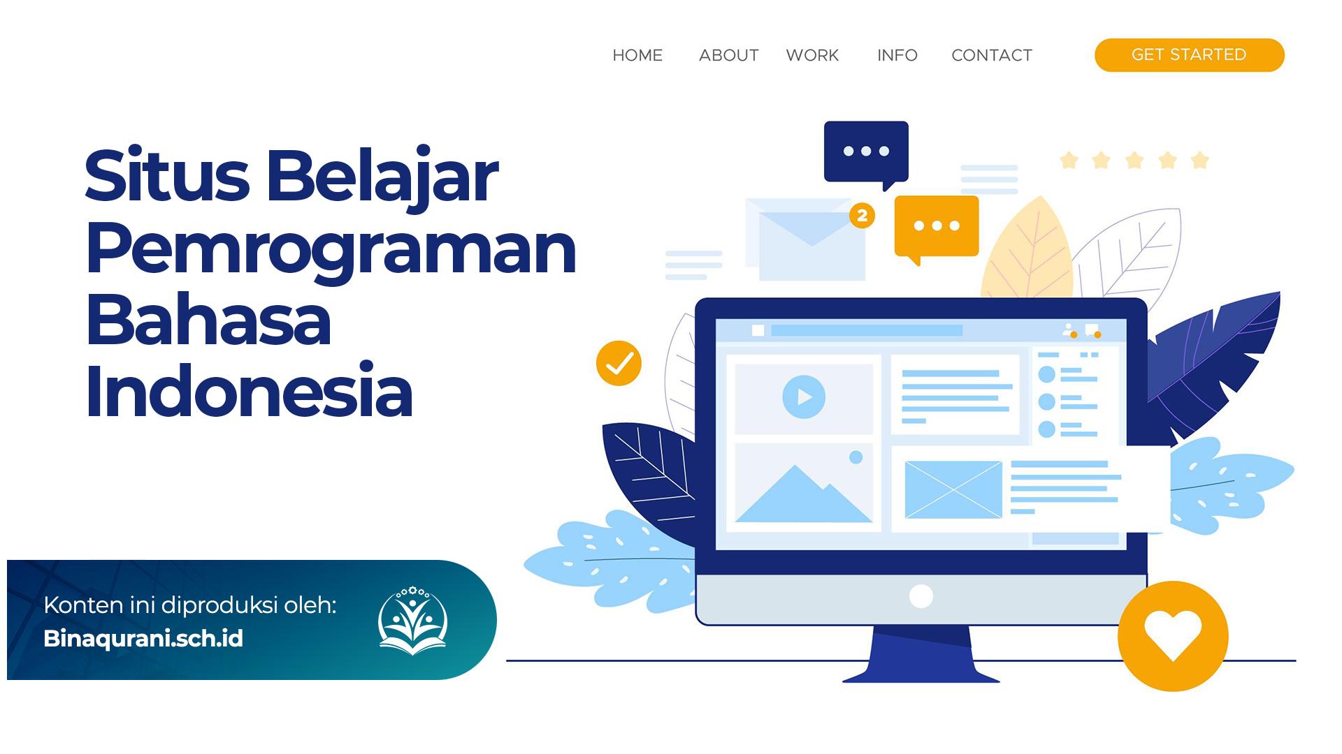 Bina-Qurani-Situs-Belajar-Pemrograman-Bahasa-Indonesia